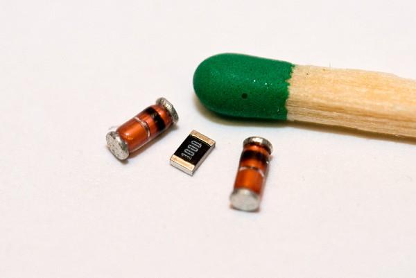 Bauteil-Set Ladeschaltung (10er-Packung)