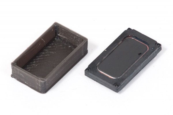 Lautsprecher 16 x 9 mm