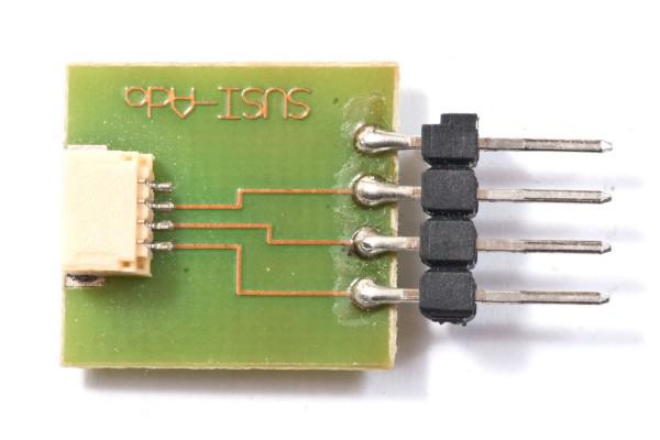 SUSI-Adapter für D&H-Programmer