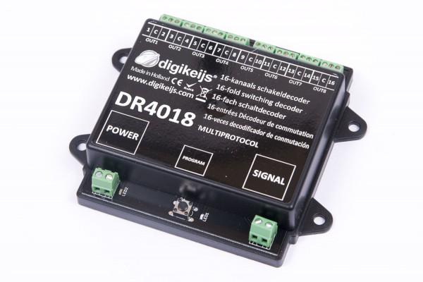 Digikeijs DR4018 - 16x Schaltdecoder