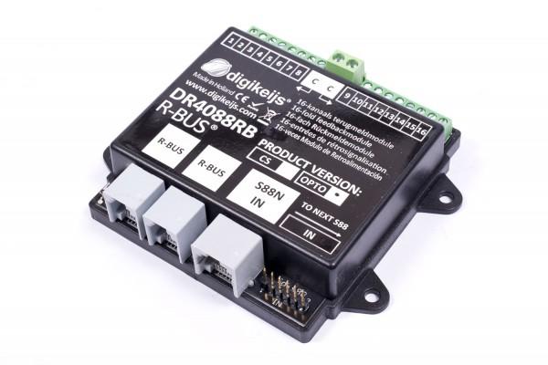 Digikeijs DR4088RB-OPTO - 16x R-Bus-Rückmelder