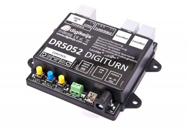 Digikeijs DR5052 Digiturn - Drehscheiben-Controller